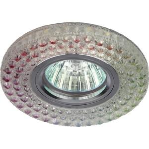 Встраиваемый светильник ЭРА DK LD15 SL RGB/WH
