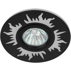 цена на Встраиваемый светильник ЭРА DK LD30 BK