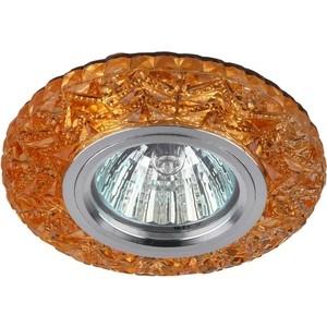 Встраиваемый светильник ЭРА DK LD4 TEA/WH+PU