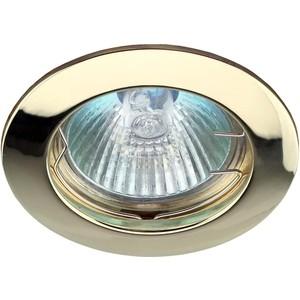 Встраиваемый светильник ЭРА KL1 GD