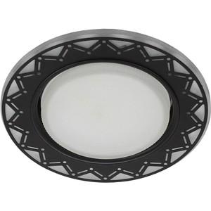 Точечный светильник ЭРА DK LD27 WH/BK