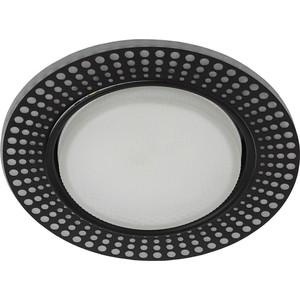 Точечный светильник ЭРА DK LD29 WH/BK