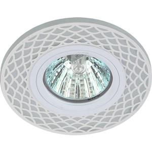 Точечный светильник ЭРА DK LD40 WH/WH