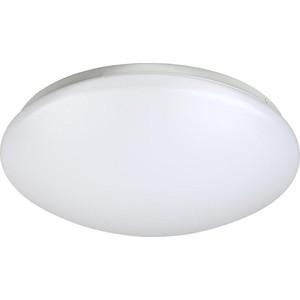 Потолочный светодиодный светильник ЭРА SPB-6-12-4K (F) настенно потолочный светодиодный светильник эра spb 3 15 4k