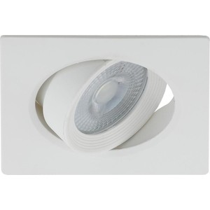 Встраиваемый светильник ЭРА KL LED 21A-5 3K WH