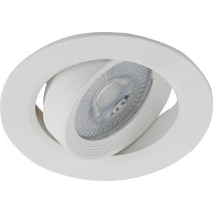 Встраиваемый светильник ЭРА KL LED 22A-5 3K WH hm 22a