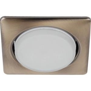 цена на Встраиваемый светильник ЭРА KL71 SB