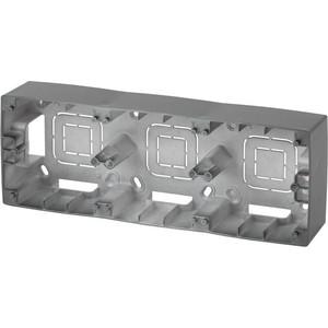 Коробка для накладного монтажа 2-постовая ЭРА 12-6102-12