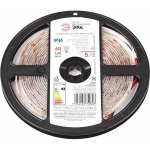 цена на Светодиодная влагозащищенная лента ЭРА LS2835-60LED-IP65-WW-eco-5m