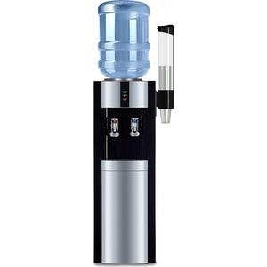 Кулер для воды напольный Ecotronic Экочип V21-L black-silver