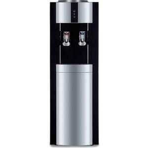 Кулер для воды напольный Ecotronic Экочип V21-LE black-silver