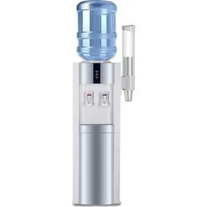 Кулер для воды напольный Ecotronic Экочип V21-LE white-silver