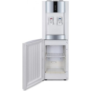 цена на Кулер для воды настольный Ecotronic K21-LF white+black с холодильником