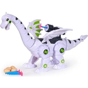 Танцующий робот CS Toys Динозавр на батарейках - 848B декорация светящаяся звезда 7х40х38см 15led дерево на батарейках