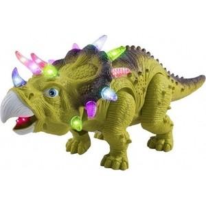Танцующий робот CS Toys Динозавр на батарейках - 854A декорация светящаяся звезда 7х40х38см 15led дерево на батарейках
