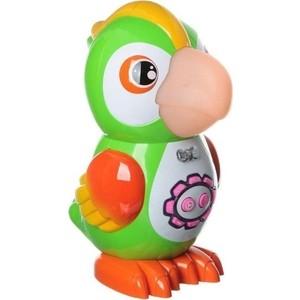 Интерактивная игрушка Play Smart Умный попугай Кеша - 7496 игрушка пластмассовая каталка вертолет play smart pac 28х15х10 см арт 1192