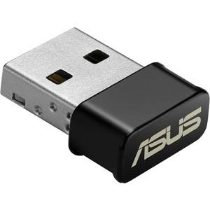 Сетевой адаптер Asus USB-AC53 NANO wi fi адаптер asus usb ac56