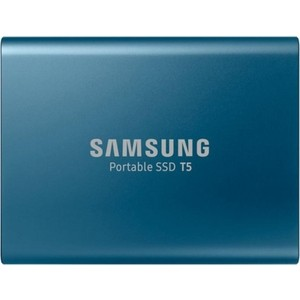SSD накопитель Samsung Portable T5 500Gb (MU-PA500B/WW)