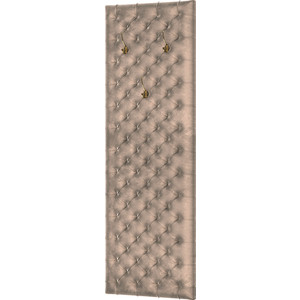 Панель стеновая с крючками Принцесса Мелания Графтон 0826.M1.B650.11 (65x200 bella 11) фото