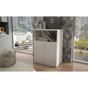Тумба Manhattan Comfort Office bho 22-06 white