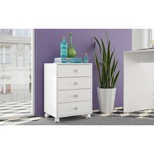 Тумба Manhattan Comfort Office 3,0 bho 30-06 white