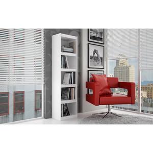 Стеллаж Manhattan Comfort Parana 2,0 bl 13-06 white