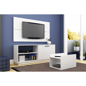 Комплект Manhattan Comfort Sala de estar br 398-06 white