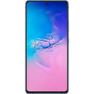 Смартфон Samsung Galaxy S10 lite 6/128GB Blue