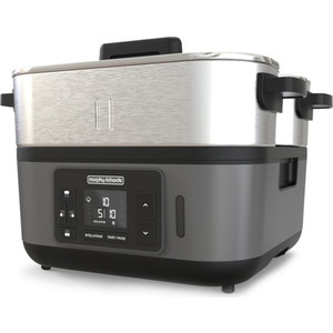 Пароварка Morphy Richards 470006