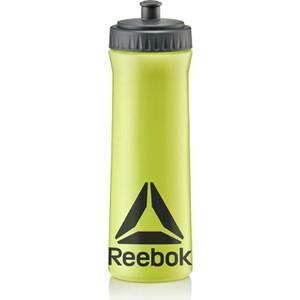 Бутылка для воды Reebok RABT-11005GNGR 750 ml (зел-сер)