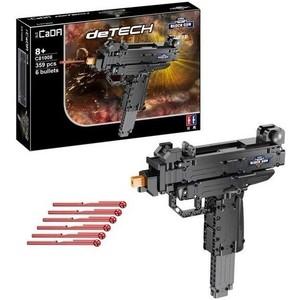 Конструктор Cada deTech пистолет-пулемет Micro Uzi (359 деталей) фото
