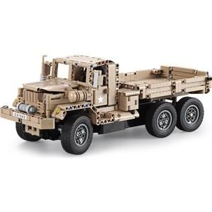 Конструктор Cada deTech военный грузовик (545 деталей)