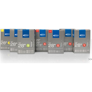 Камера велосипедная SCHWALBE SV14 EXTRA LIGHT 40/60-559, 26x1, 5-2, 35 40mm вентиль преста 10424343