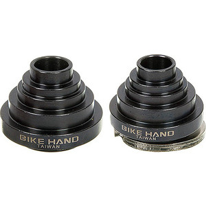 Ключ Bike Hand для запрессовки подшипников кареток YC-107-B, только чашки, без воротка