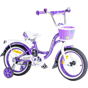 Велосипед Nameless 20 LADY, фиолетовый/ белый (2020) велосипед scott e sub sport 10 lady 2017