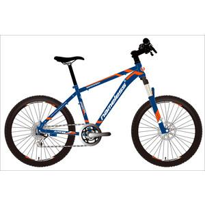 Велосипед Nameless 26 S6500DH, голубой/оранжевый (2019)