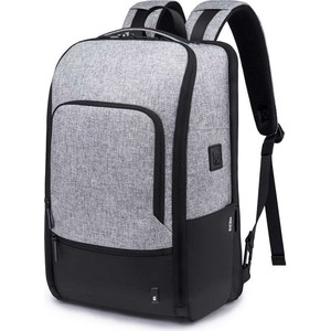 Рюкзак Bange BG-K82 серый, 15.6 рюкзак bange bg1907 серый 15 6
