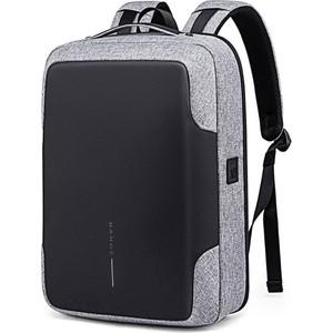 Рюкзак Bange BG-K86 серый, 15.6 рюкзак bange bg1907 серый 15 6