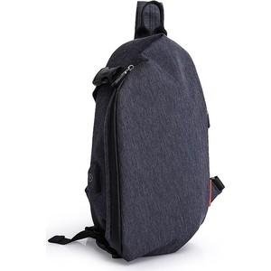 Сумка плечевая TANGCOOL TC902 темно-серый, 10'' TC902 темно-серый, 10