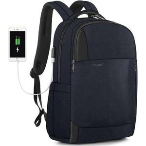 Рюкзак Tigernu T-B3906 темно-синий, 15.6 рюкзак training id темно синий