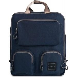 Рюкзак YRBAN для мамы MB-102 темно-синий