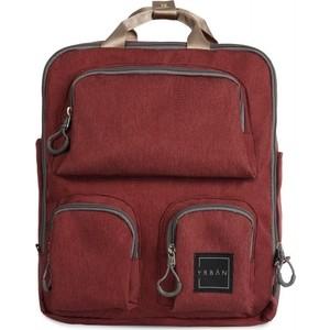 Рюкзак YRBAN для мамы MB-102 бордовый