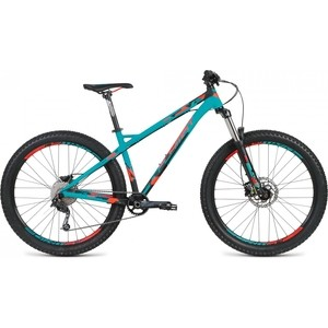 Велосипед Format 1313 Plus (рост M) 2018-2019 (бирюзовый мат., RBKM9M679002) цена 2017