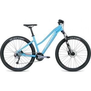 Велосипед Format 7711 (рост S) 2018-2019 (голубой мат., RBKM9M67S023) цена 2017