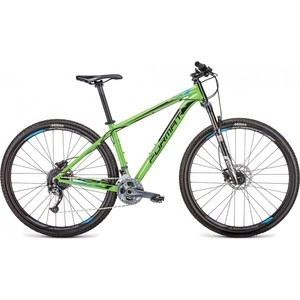 Велосипед Format 1213 29 (рост M) 2018-2019 (зеленый, RBKM9M69S001) цена 2017