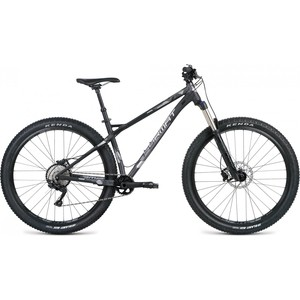 Велосипед Format 1312 (рост M) 2018-2019 (черный мат., RBKM9M690004) цена 2017