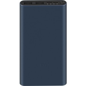 Внешний аккумулятор Xiaomi Mi 18W Fast Charge Power Bank 3 10000mAh Black аккумулятор yoobao power bank a1 air 10000mah red