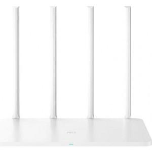 Wi-Fi роутер Xiaomi Mi WiFi Router 3G v.2 беспроводной маршрутизатор xiaomi mi wifi router 3g v 2 без usb 802 11abgnac 1167mbps 2 4 ггц 5 ггц 2xlan бел