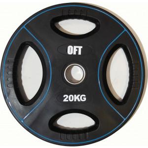 Диск полиуретановый Original Fit Tools олимпийский 20 кг