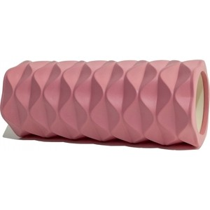 Цилиндр массажный Iron Master 33 см TPE розовый